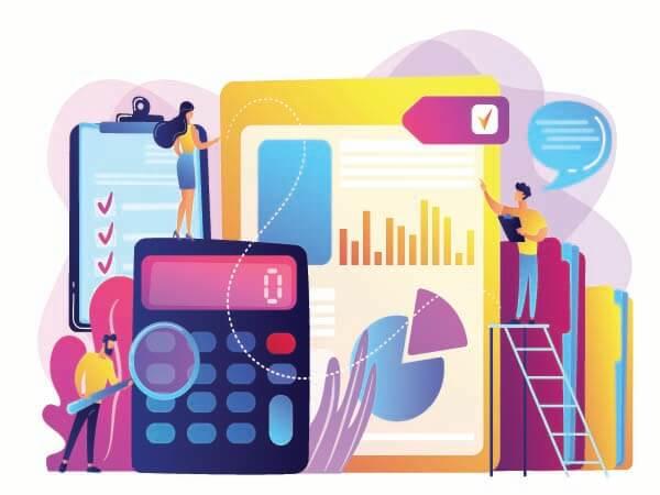 حسابداری دوبل چیست؟